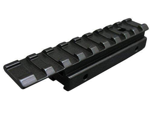 Zielfernrohr Mit Entfernungsmesser Xxl : Adapter mm prismenschiene auf weaver picatinny zielfernrohr